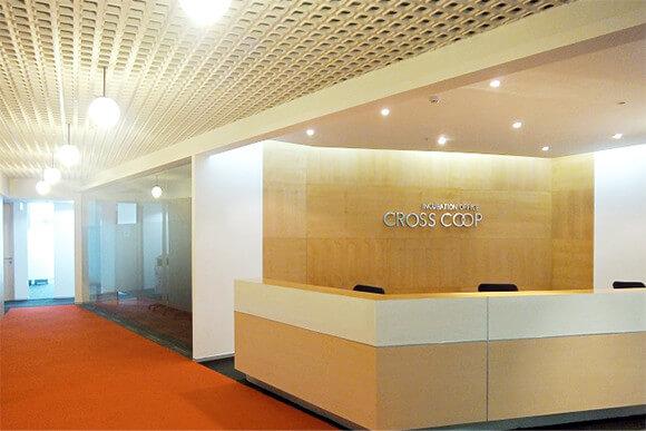 Delhi Business Center   CROSSCOOP