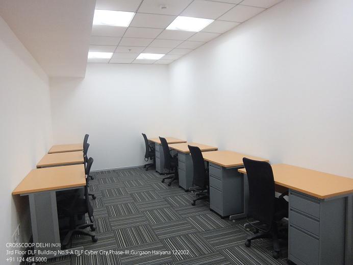 Delhi Business Center | CROSSCOOP